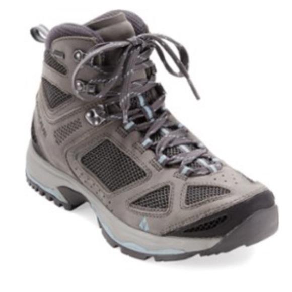 30cb17af030 Vasque Breeze III Mid GTX Hiking Boots Size 7.5